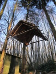 Kentish tree-house
